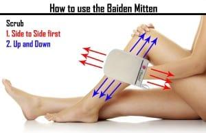 How to use Baiden Mitten