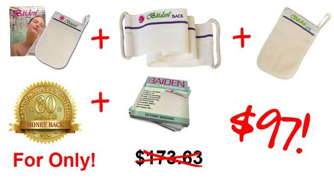 Baiden Mitten discount