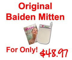 How to use Baiden Mitten